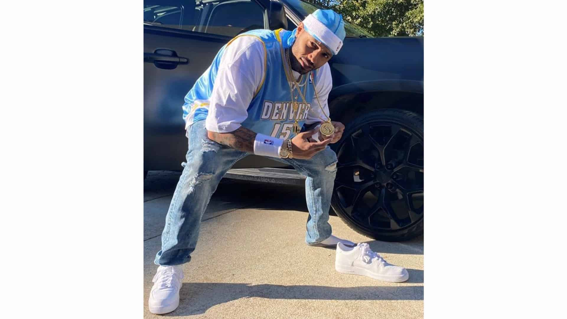 Mike Scott Carmelo Anthony