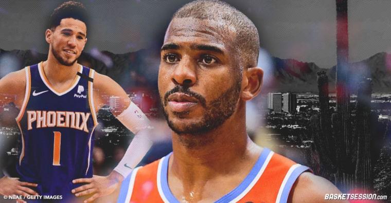 Chris Paul plante pour la gagne, les Suns continuent de briller