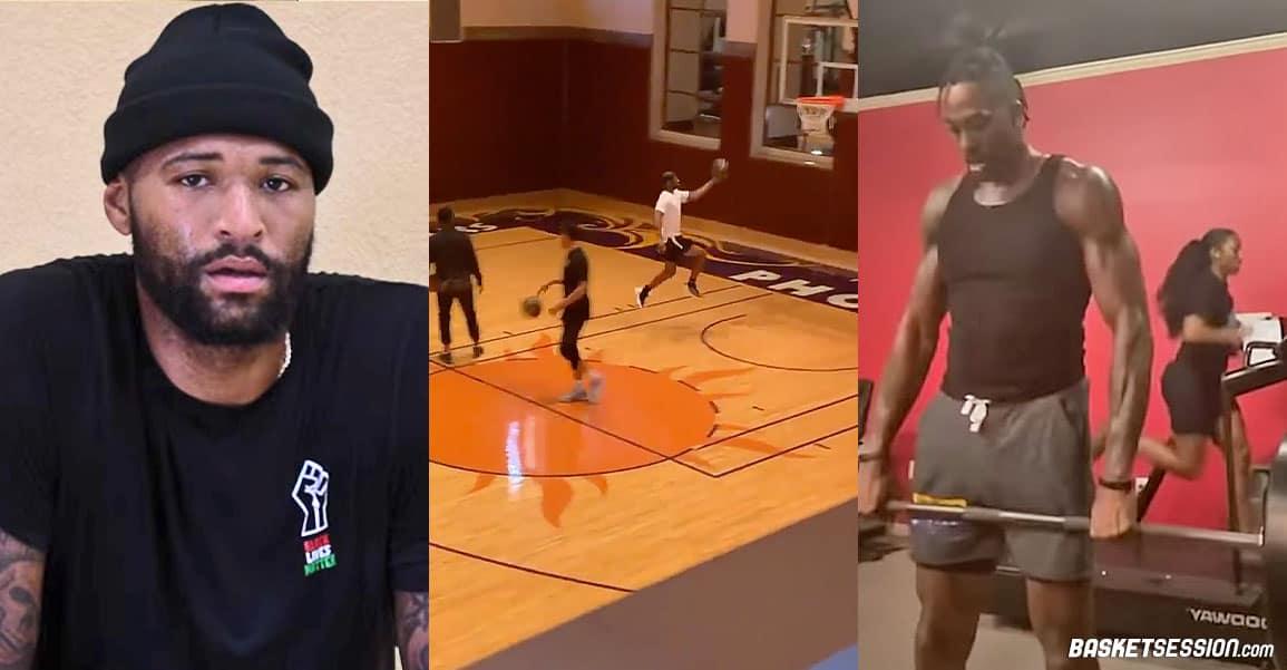 En Bref en NBA : Howard et sa femme sont des monstres, CP3 déjà au taf avec Booker, Cousins tristou