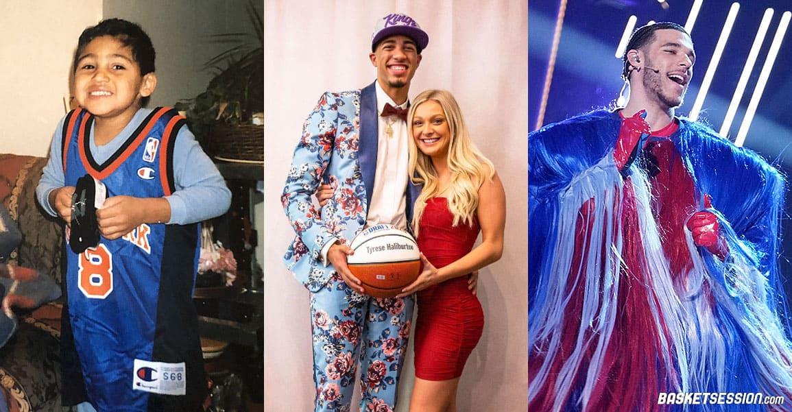 En Bref en NBA : Toppin trop mimi, Lonzo dans Mask Singer, Haliburton rend jaloux twitter