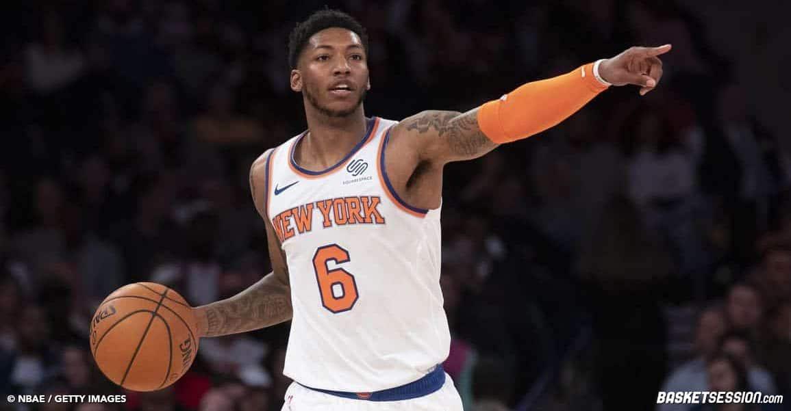 Elfrid Payton reste à New York mais seulement pour une saison