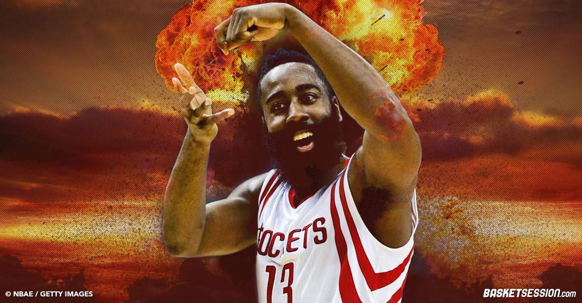 James Harden demande officiellement son trade et veut rejoindre Brooklyn ! Les Rockets explosent