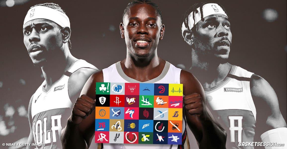 8 trades de Jrue Holiday qui peuvent remodeler la NBA