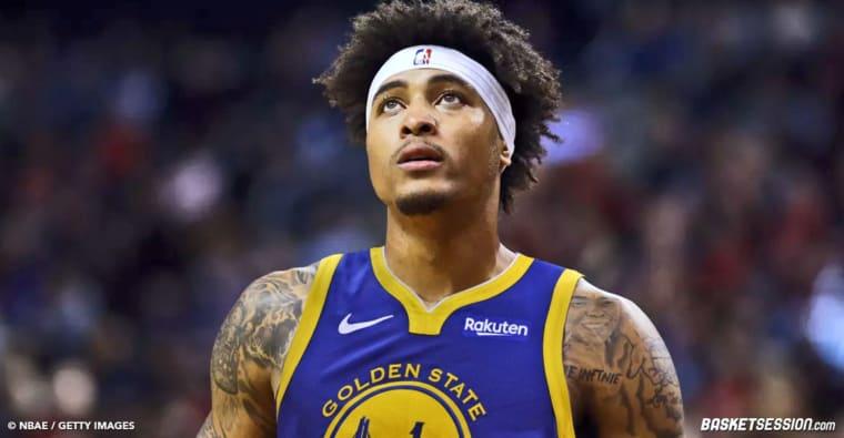 Kelly Oubre Jr recadré par un joueur des Warriors ?
