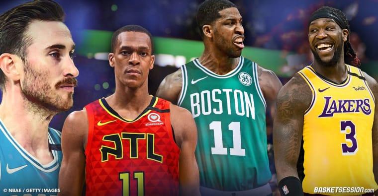 Le Grand LIVE de la Free Agency NBA équipe par équipe