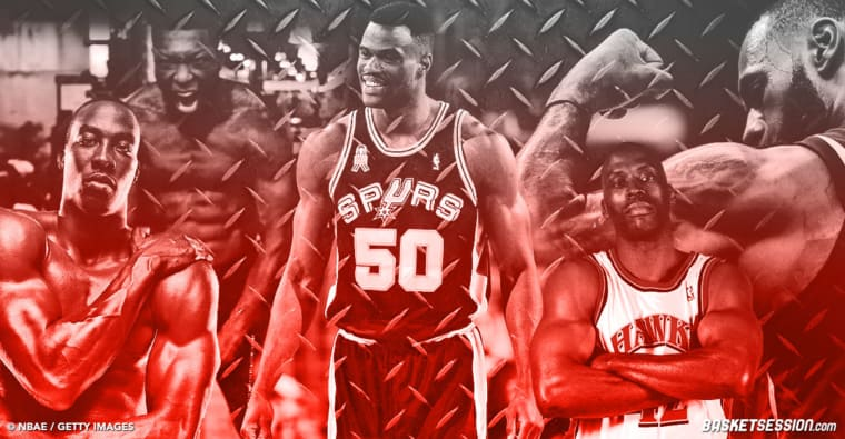 NBA : les 12 joueurs les plus balèzes et dessinés de l'histoire
