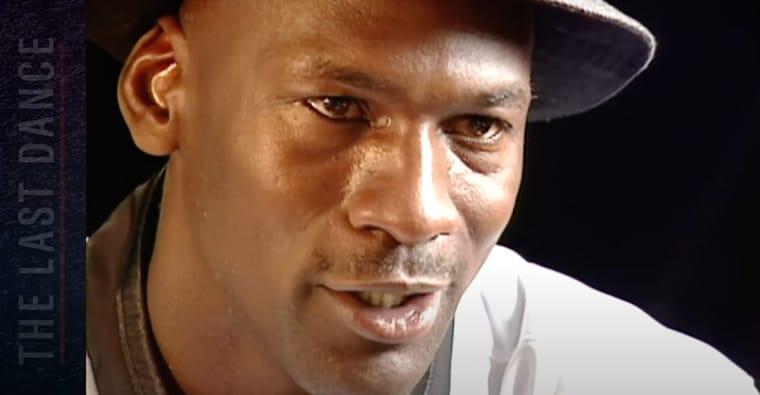 Passage inédit de The Last Dance : Michael Jordan lucide sur les dangers de désigner des joueurs comme ses héritiers