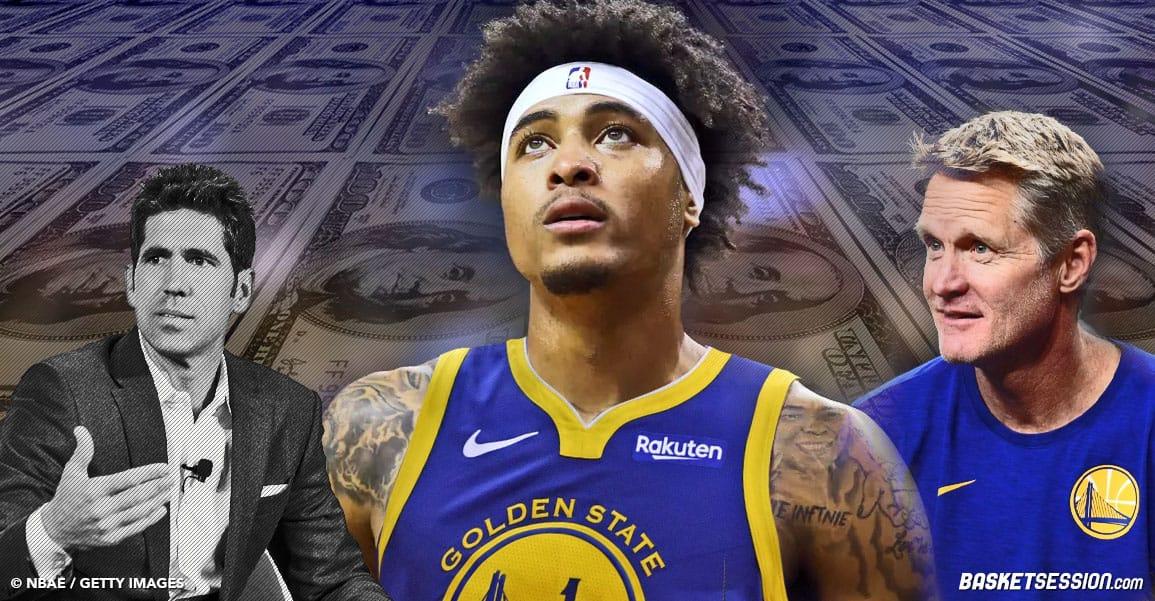 Kelly Oubre va coûter un fric fou aux Warriors et ce n'est même pas de sa faute