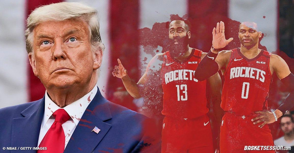 Les foutoir aux Rockets a peut-être des origines politiques