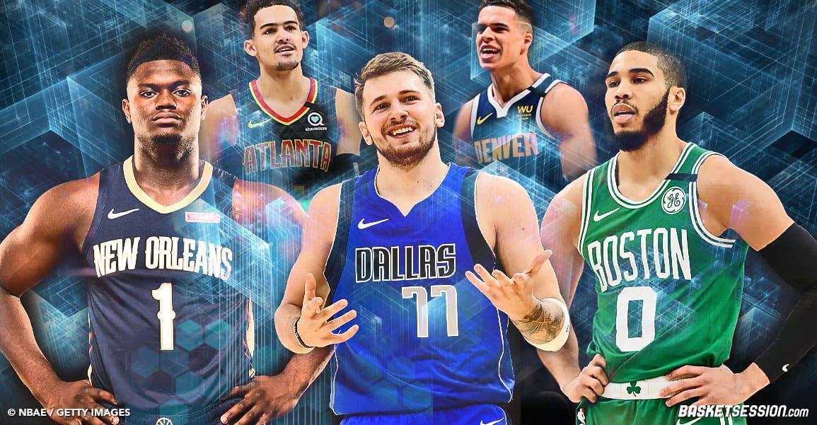 Top 30 : Les meilleurs joueurs des trois dernières drafts !