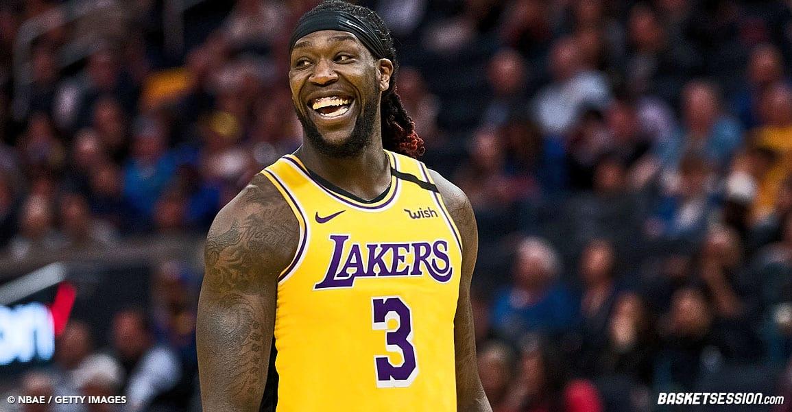 Montrezl Harrell aux Lakers, Patrick Beverley l'a mauvaise