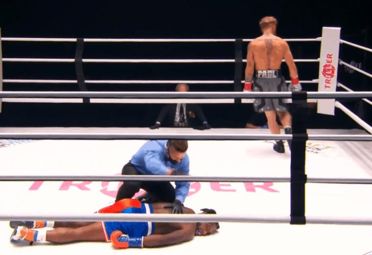 Nate Robinson, ses débuts ratés à la boxe avec un KO impressionnant…