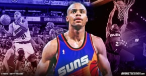 Alcool, crack, vol à la tire et finales NBA: l'histoire de Richard Dumas