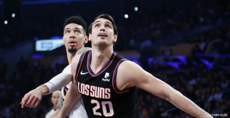 Dario Saric reste à Phoenix, les Suns en ordre de marche