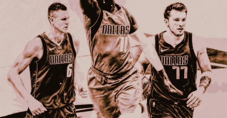 Les Dallas Mavericks ont trois cibles à l'arrière pour former un Big Three !