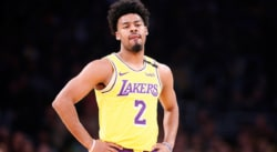 Quinn Cook fait son retour aux Los Angeles Lakers