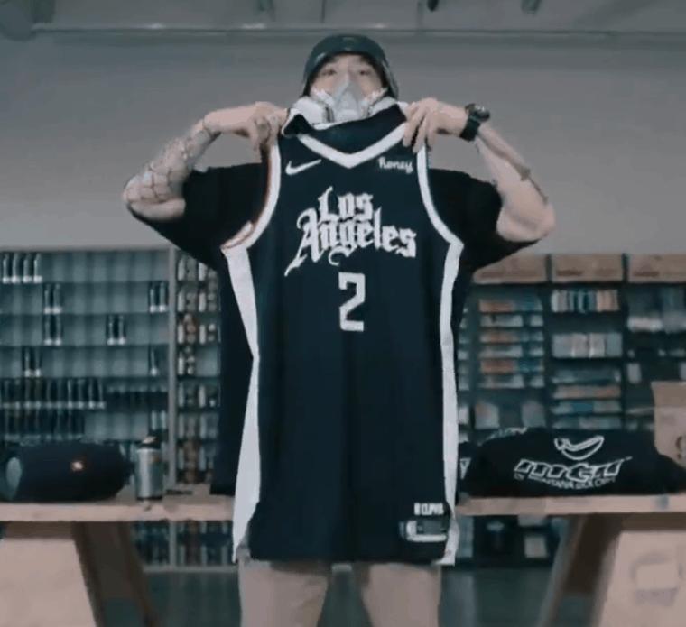 Heat, Pacers, Clippers et Bucks présentent leurs nouveaux jerseys, plutôt mignons