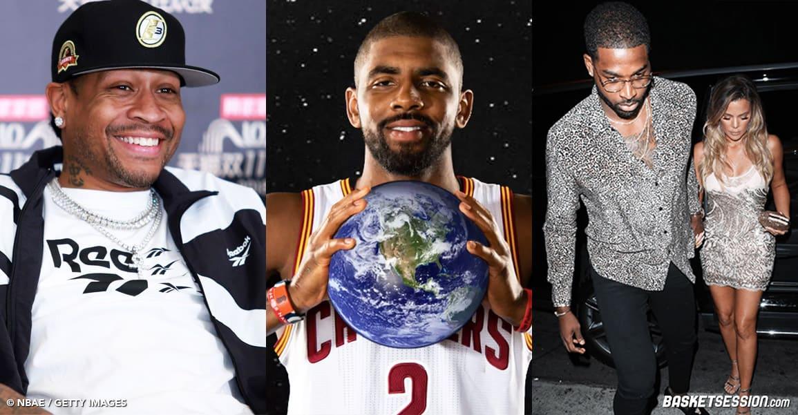 En Bref en NBA : Kyrie Irving et le meilleur surnom all-time, LeBron et la vérité, Harden et le respect
