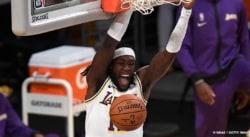 Montrezl Harrell bientôt tradé par les Lakers ? Charlotte est sur le coup