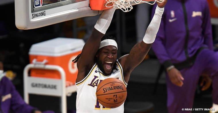 Libéré aux Lakers, Montrezl Harrell glisse un tacle aux Clippers