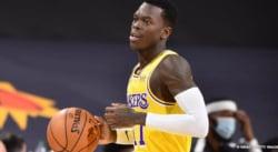 Dennis Schroder, les Lakers tentent déjà de le prolonger…