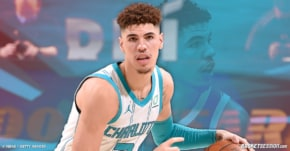 LaMelo Ball a tué la course au Rookie of the Year, il faut s'incliner