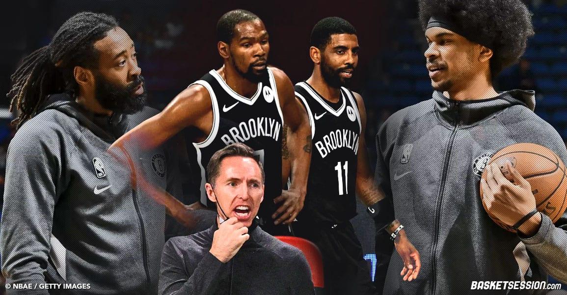 Les Brooklyn Nets, ambitieux en défense mais encore loin du compte