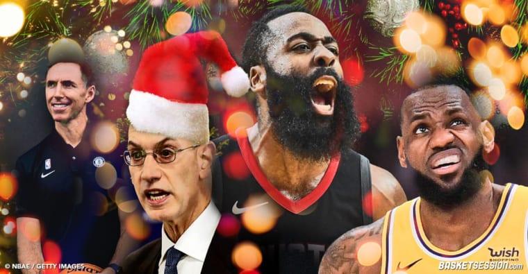 Les cadeaux de Noël dont la ligue a besoin