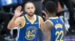 Les Warriors veulent une autre star aux côtés de Stephen Curry, un trade des lottery picks ?