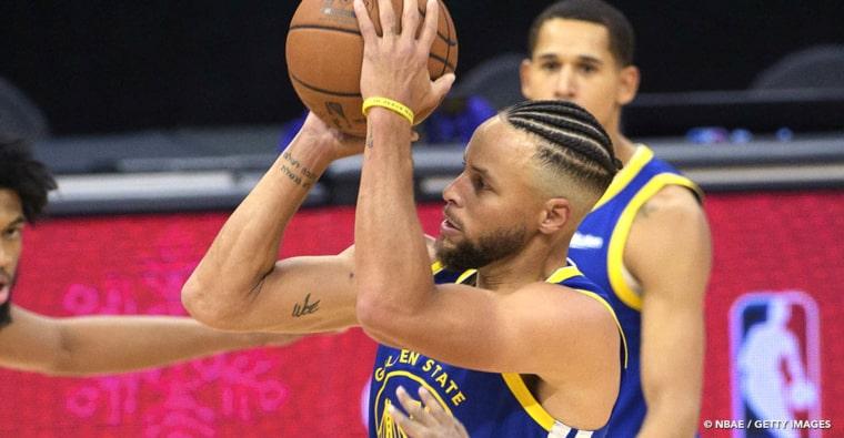 Stephen Curry face à l'épreuve de l'inconstance des Warriors