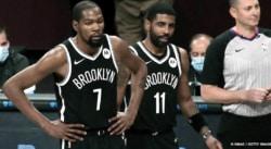 Même sans Spencer Dinwiddie, Kyrie Irving voit des Nets «très dangereux»