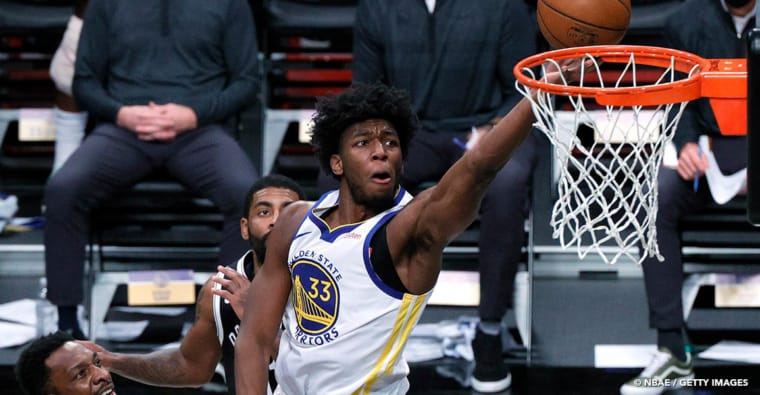James Wiseman comparé à un membre de la Dream Team, rien que ça !