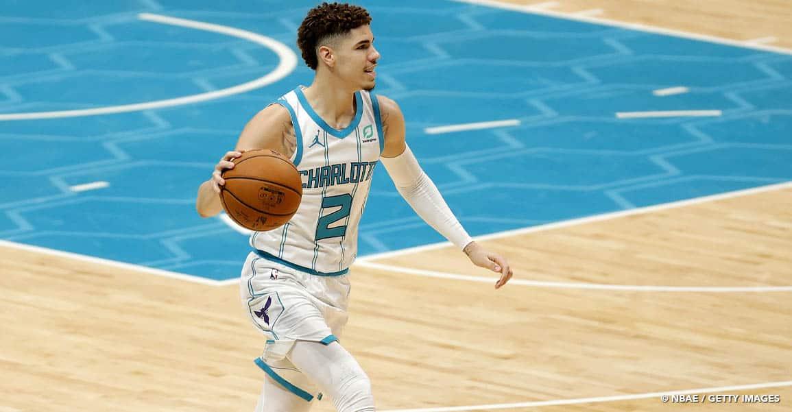 Lamelo Ball NBA