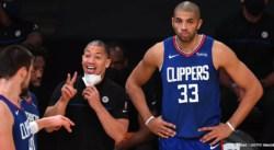 Nicolas Batum va rester dans le 5 aux Clippers à la demande de… Marcus Morris