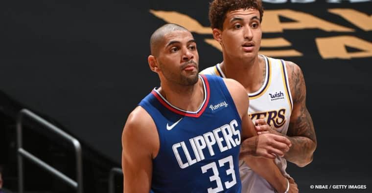 Nicolas Batum : un premier match encourageant et un rôle sur-mesure aux Clippers