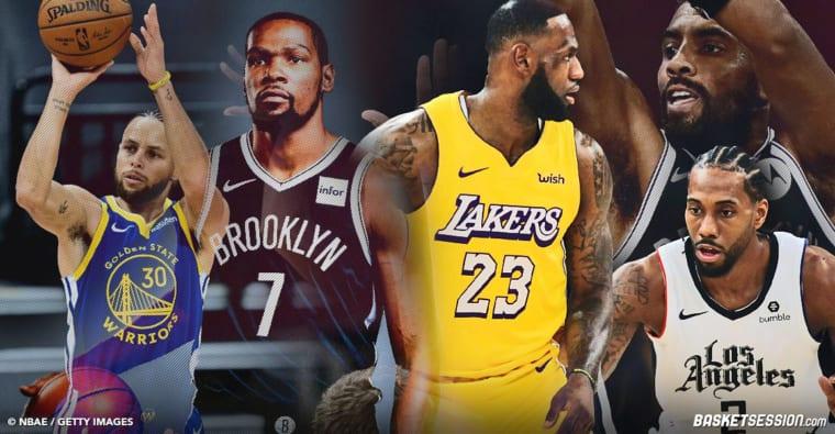10 choses que l'on a hâte de voir cette nuit en NBA