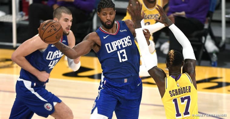 CQFR : Paul George ON FIRE, KD et Kyrie désossent les Warriors