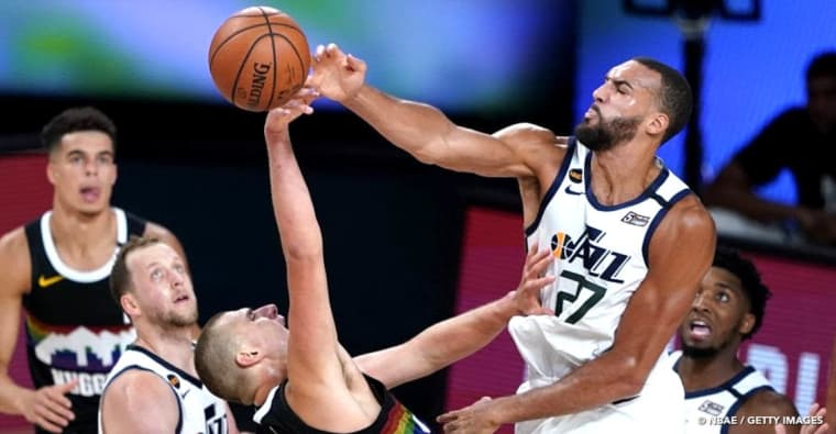 Rudy Gobert : « Le contre, c'est une question de fierté »