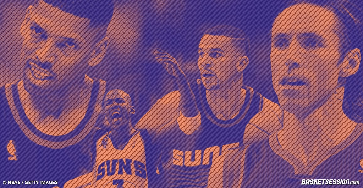 Les Suns, la culture de la mène