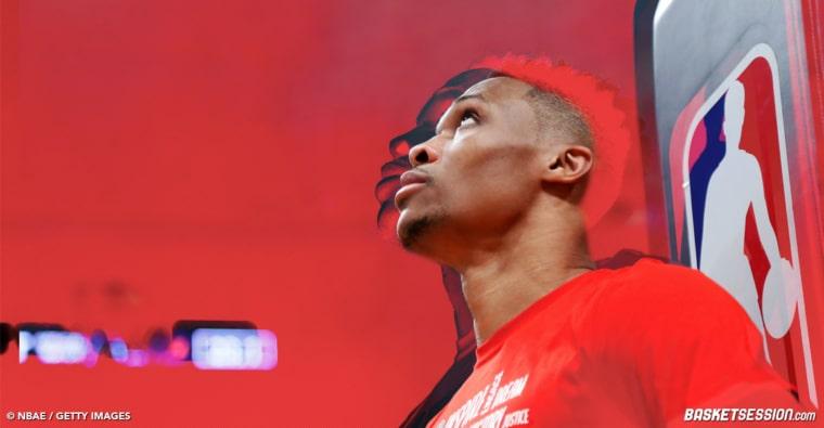 Qu'on l'aime ou non, Russell Westbrook reste un show unique en NBA