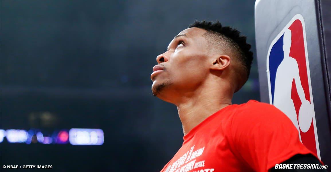 Russell Westbrook rejoint les Lakers pour un Big Three avec LeBron et AD !