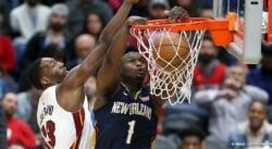 Zion Williamson, une déclaration qui va faire rêver les fans des Knicks
