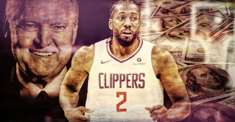 Kawhi Leonard, la NBA mène bien l'enquête sur l'histoire louche autour de son arrivée !