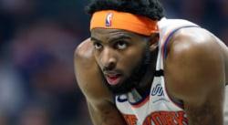 Mitchell Robinson, les Knicks ont déjà discuté d'une prolongation avec lui