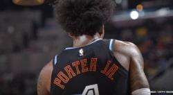 Kevin Porter Jr bazardé à Houston, une belle affaire des Rockets?