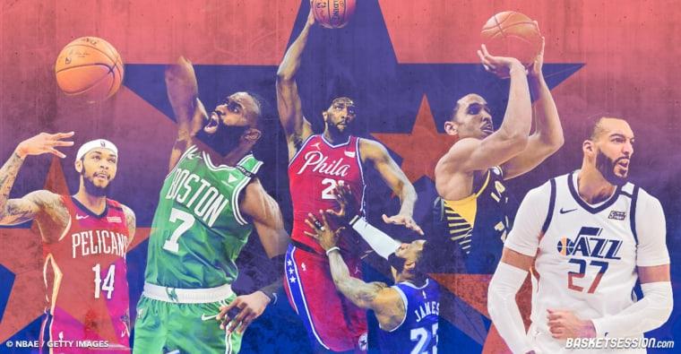 Nos All-Stars NBA 2021