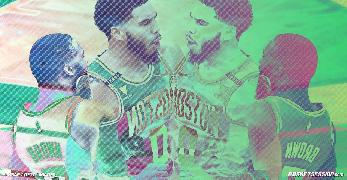 Jayson Tatum et Jaylen Brown grandissent sous nos yeux… mais les Celtics piétinent encore