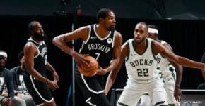 CQFR : Kevin Durant sort un match de légende, Brooklyn reprend les commandes