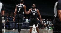 Des joueurs des Nets indisponibles à cause d'une loi new-yorkaise?