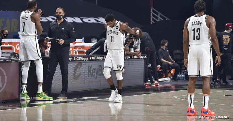 Les Nets et la défense, c'est clairement pas ça